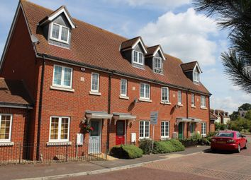 Thumbnail 3 bed town house to rent in Woden Avenue, Stanway, Colchester