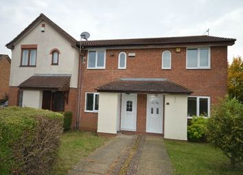 Thumbnail 2 bed terraced house to rent in Inwood Close, Corby