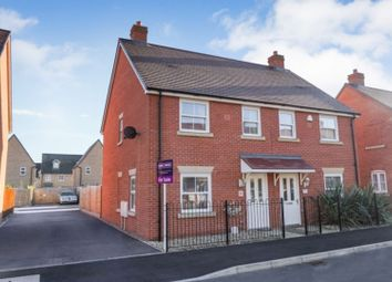 Thumbnail 3 bed semi-detached house for sale in Appleton Mead, Biggleswade