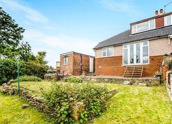 Thumbnail 3 bed semi-detached house for sale in Deer Croft Crescent, Salendine Nook, Huddersfield, West Yorkshire