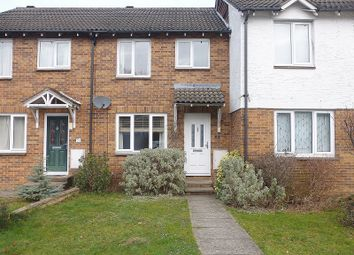 Thumbnail Terraced house to rent in Salcombe Close, Chandlers Ford, Eastleigh