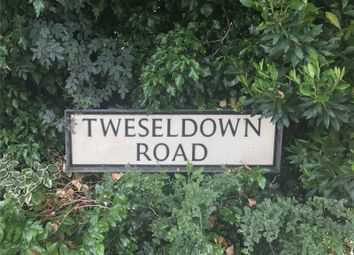 Thumbnail 3 bed semi-detached house for sale in Tweseldown Road, Church Crookham, Fleet, Hampshire