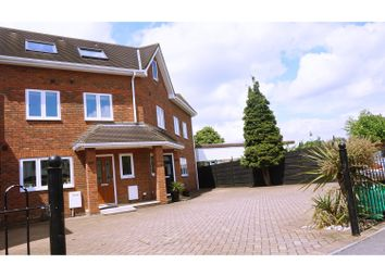 Thumbnail 4 bed semi-detached house for sale in Hurst Road, West Molesey