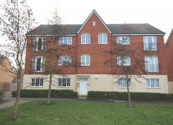 Thumbnail 1 bed flat to rent in Cromford Court, Grantham