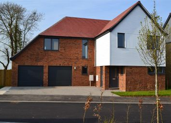 Thumbnail 5 bed detached house for sale in Orchard View, Broad Oak, Canterbury