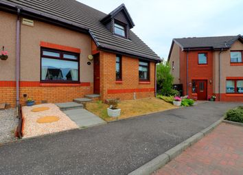 Thumbnail 3 bed end terrace house for sale in Grantown Avenue, Airdrie