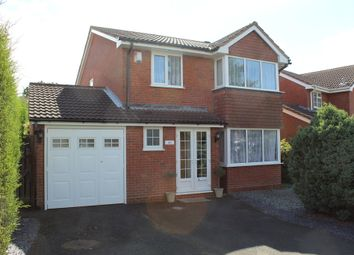 Thumbnail 4 bed detached house for sale in Avill, Hockley, Tamworth