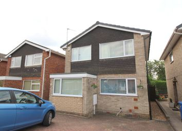 Thumbnail 3 bedroom detached house for sale in Morley Gardens, Oakwood, Derby