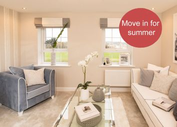 "Thumbnail 4 bed semi-detached house for sale in ""Faversham"" at Weddington Road, Nuneaton"