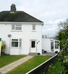 Thumbnail 3 bed semi-detached house for sale in The Crescent, Narberth, Pembrokeshire