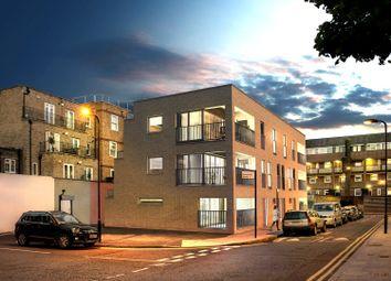 Thumbnail 3 bed flat for sale in Regan Yard, 40 Regan Way