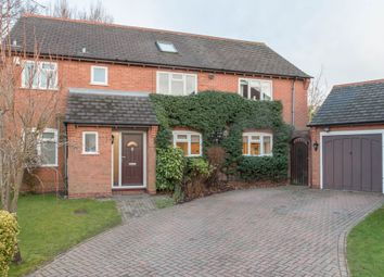 Thumbnail 6 bed detached house for sale in Scorers Close, Shirley, Solihull