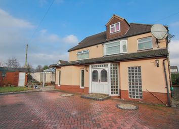 Thumbnail 4 bedroom detached house for sale in Ash Grove, Whitchurch, Cardiff