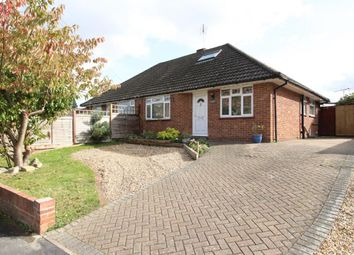 Thumbnail 2 bed bungalow for sale in Church Crookham, Fleet
