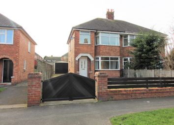 Thumbnail 3 bed semi-detached house for sale in Blackpool Road, Bispham