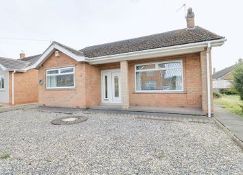 Thumbnail 3 bed detached bungalow for sale in Pembroke Avenue, Bottesford, Scunthorpe
