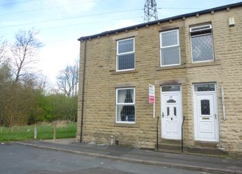 Thumbnail 3 bed end terrace house for sale in Commercial Street, Ravensthorpe, Dewsbury