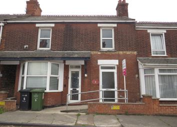 Thumbnail 2 bed terraced house for sale in Homelands Road, King's Lynn
