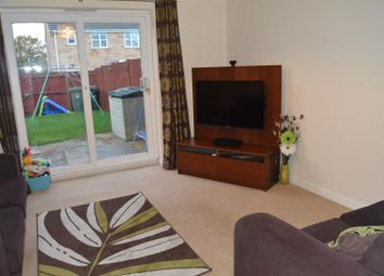 Thumbnail 2 bedroom town house to rent in Stableford Close, Shepshed, Leicestershire