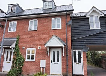 Thumbnail 3 bedroom terraced house for sale in Brickfield Close, Ipswich