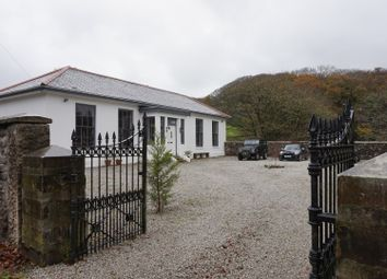 Thumbnail 3 bed detached house for sale in Tregullow, Redruth