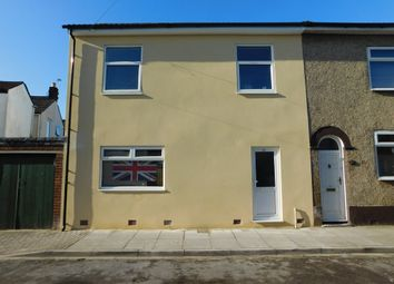 Thumbnail 2 bedroom end terrace house for sale in Balliol Road, Portsmouth