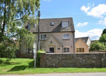 Thumbnail 5 bedroom detached house for sale in Melton Road, Langham, Rutland