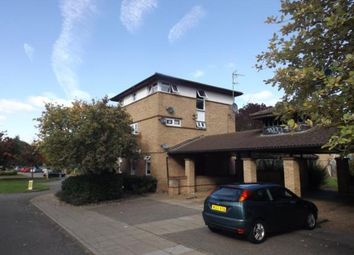 Thumbnail 1 bed flat for sale in Carrick Road, Fishermead, Milton Keynes