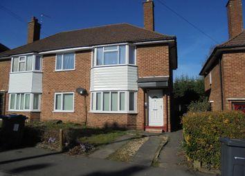 Thumbnail 1 bedroom flat to rent in Hebden Grove, Hall Green, Birmingham