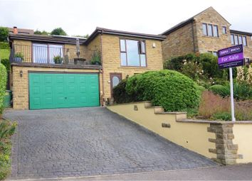 Thumbnail 4 bed detached house for sale in Low Road, Thornhill, Dewsbury