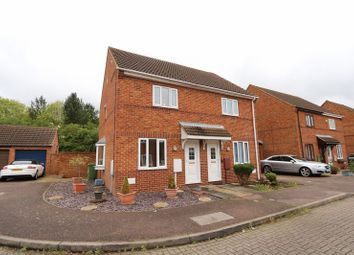 Thumbnail 2 bed property for sale in Tredington Grove, Caldecotte, Milton Keynes