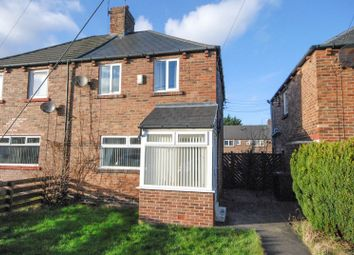 Thumbnail 2 bed semi-detached house for sale in Shakespeare Avenue, Hebburn
