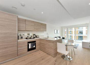 Thumbnail 1 bed flat to rent in Biring House, Royal Arsenal Riverside, Woolwich Arsenal