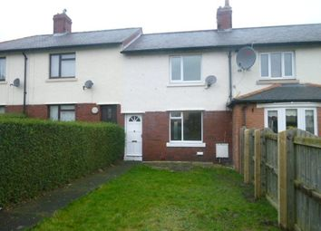 Thumbnail 2 bed terraced house to rent in Clayport Gardens, Alnwick