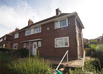 Thumbnail 2 bedroom semi-detached house for sale in Broadlea Crescent, Leeds, West Yorkshire