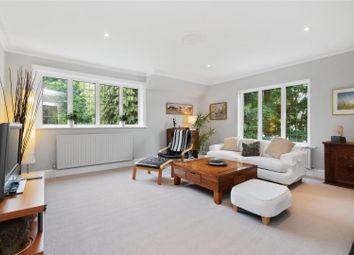 Thumbnail 4 bed maisonette for sale in Curzon Road, Weybridge, Surrey