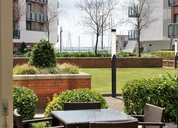 Thumbnail 2 bed flat for sale in Mistral, 32 Channel Way, Ocean Village, Southampton