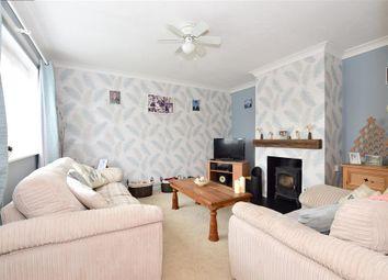 Thumbnail 3 bed terraced house for sale in Tile Kiln Road, Kennington, Ashford, Kent
