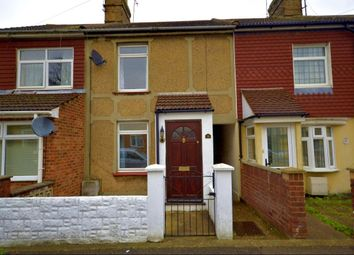 Thumbnail 2 bed terraced house for sale in Webster Road, Rainham, Gillingham