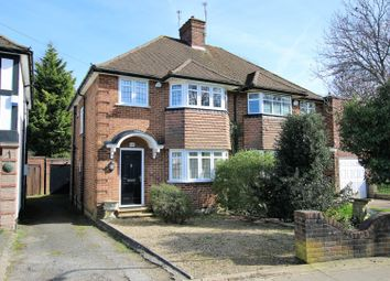 Thumbnail 3 bed semi-detached house for sale in Elmbridge Drive, Ruislip