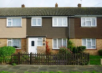 Thumbnail 3 bed terraced house to rent in Springfield Road, Grays