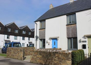 Thumbnail 2 bed end terrace house for sale in Foundry Drive, Charlestown, St. Austell