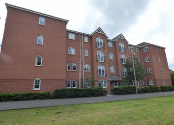 Thumbnail 2 bedroom flat for sale in Trevithick House, Harrison Drive, Crewe