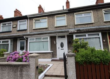Thumbnail 3 bed terraced house for sale in Warren Gardens, Lisburn