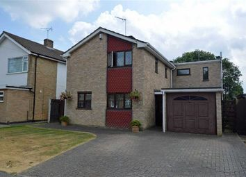 Thumbnail 4 bed detached house for sale in Clovelly Road, Glenfield, Leicester