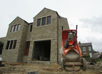Thumbnail 5 bed detached house for sale in Broadacres, Honley, Holmfirth