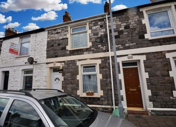 Thumbnail 2 bedroom terraced house to rent in Asgog Street, Splott, Cardiff