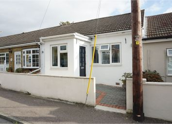 2 bed terraced bungalow for sale in Gordon Road, Hoo, Rochester ME3