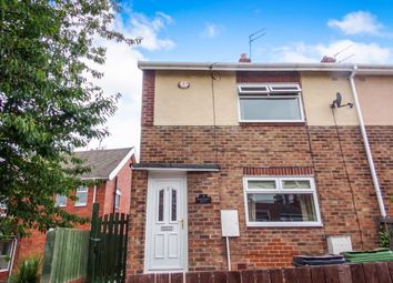Thumbnail 2 bed semi-detached house to rent in Hillcrest Avenue, Choppington