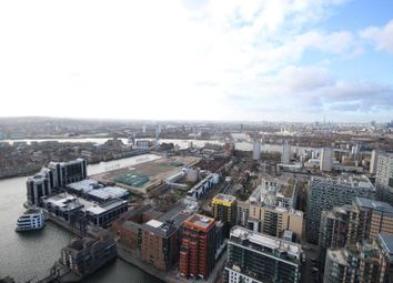 Thumbnail Flat for sale in Arena Tower, London